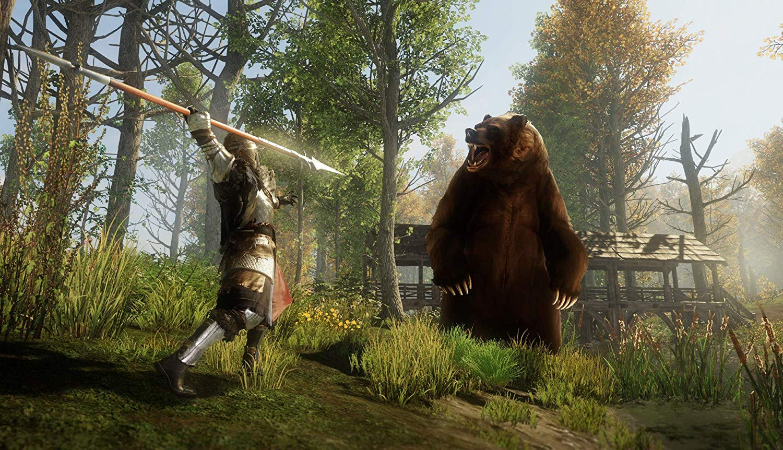 【NEW WORLD】Amazonが作る大規模MMORPGが8月スタート【ゲーミングPC】